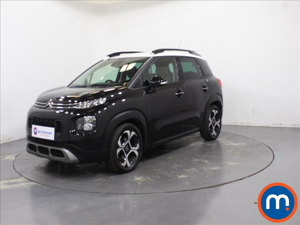 Citroen C3 Aircross Flair - Stock Number 1105713 Passenger side front corner