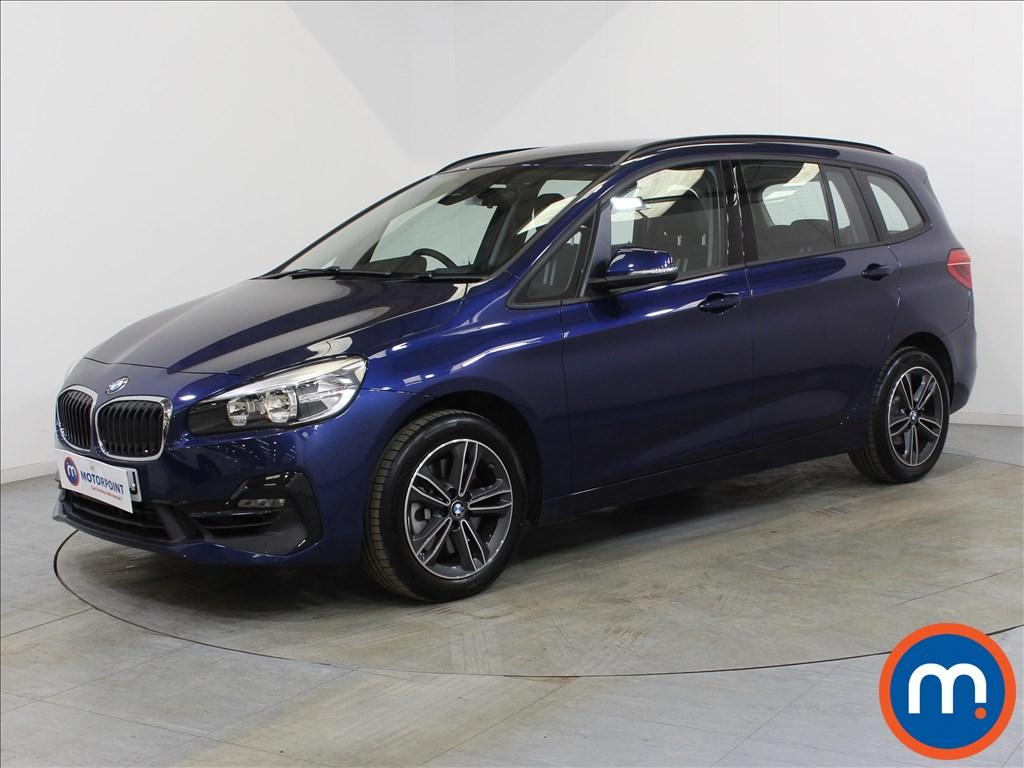 BMW 2 Series Sport - Stock Number 1106609 Passenger side front corner
