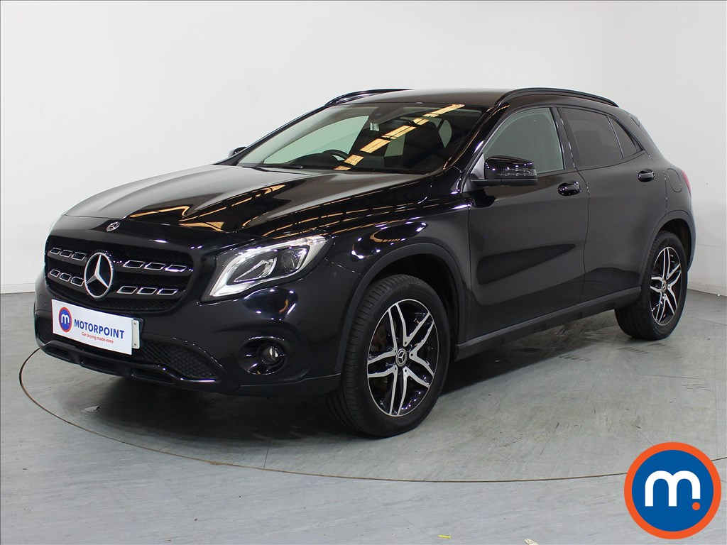 Mercedes-Benz Gla Class Urban Edition - Stock Number 1105589 Passenger side front corner