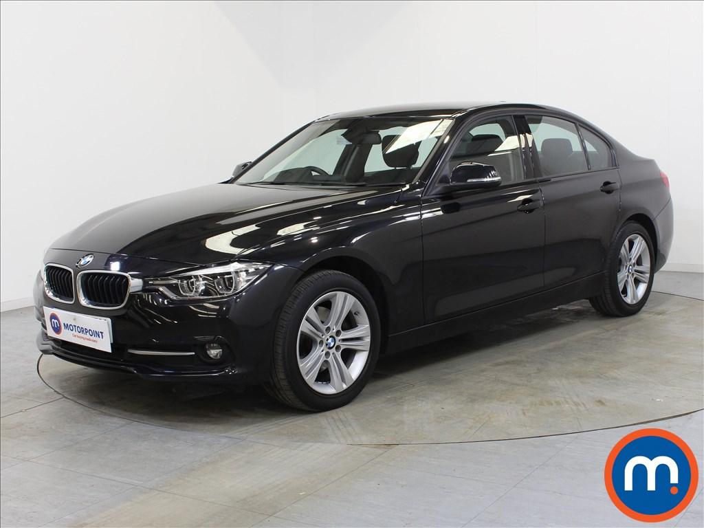 BMW 3 Series Sport - Stock Number 1108426 Passenger side front corner