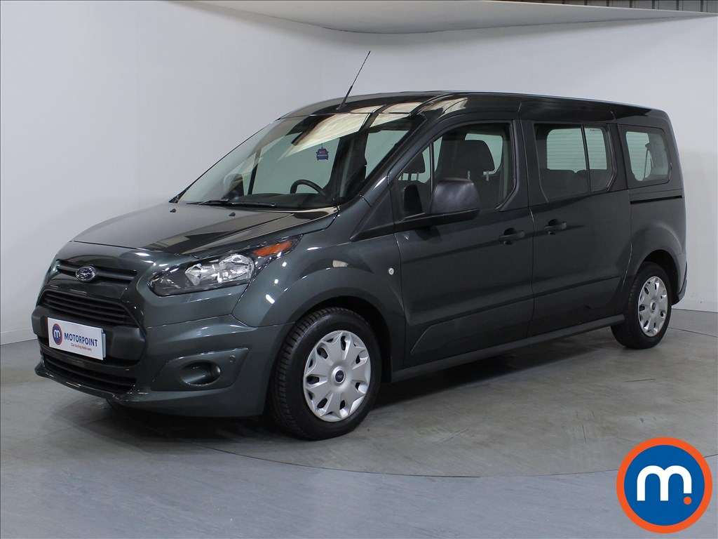 Ford Grand Tourneo Connect Zetec - Stock Number 1102056 Passenger side front corner