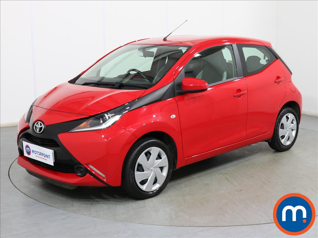 Toyota Aygo X-Play - Stock Number 1107133 Passenger side front corner