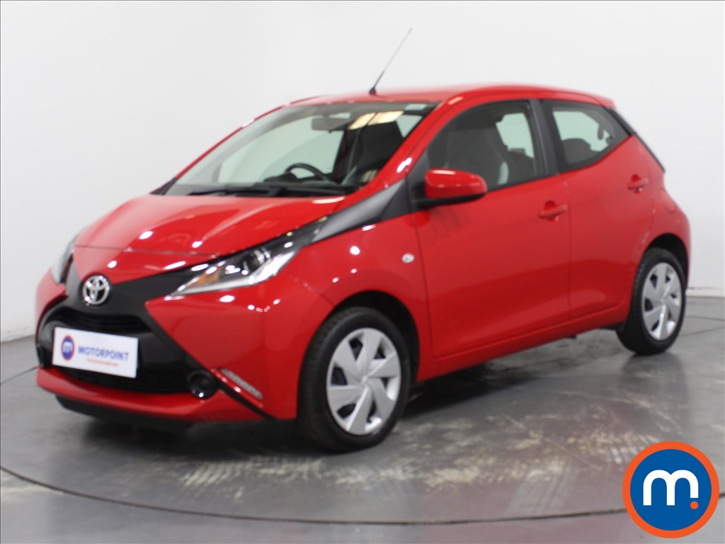 Toyota Aygo X-Play - Stock Number 1101669 Passenger side front corner