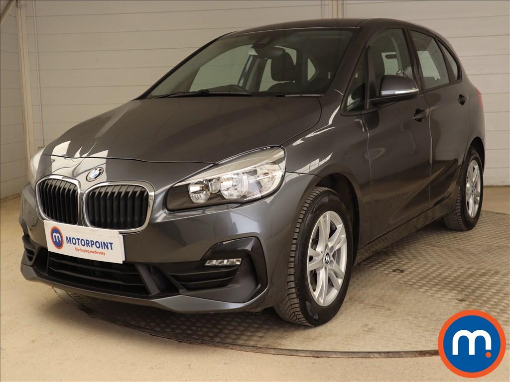 BMW 2 Series SE - Stock Number 1106325 Passenger side front corner