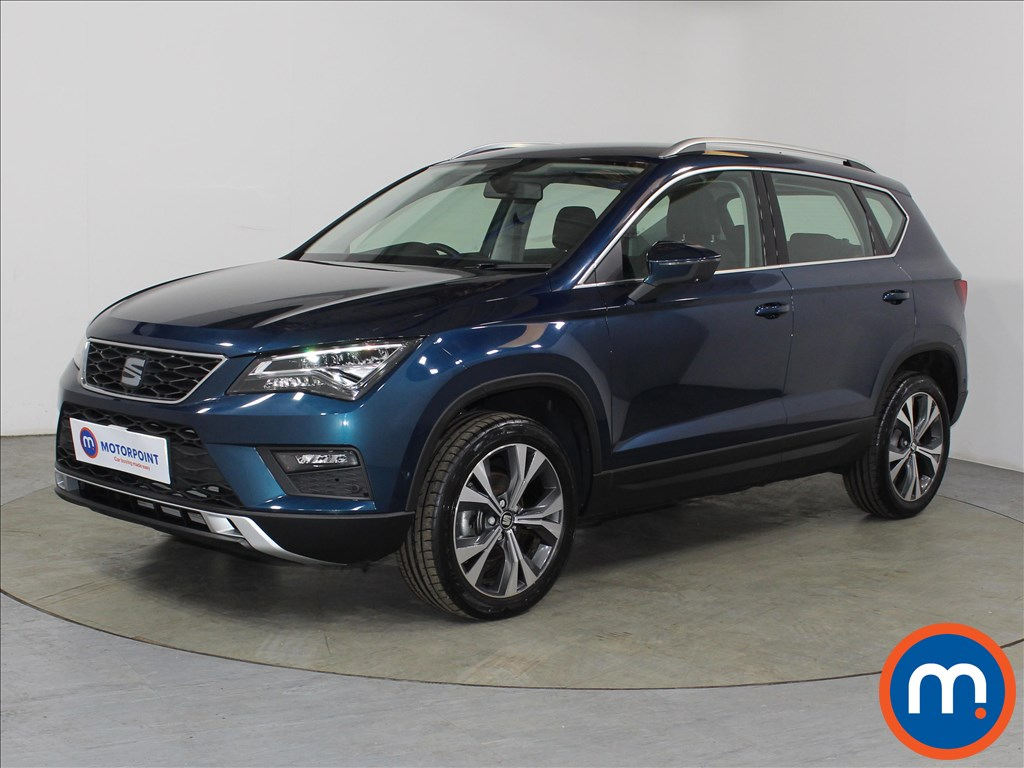 Seat Ateca SE Technology - Stock Number 1106766 Passenger side front corner