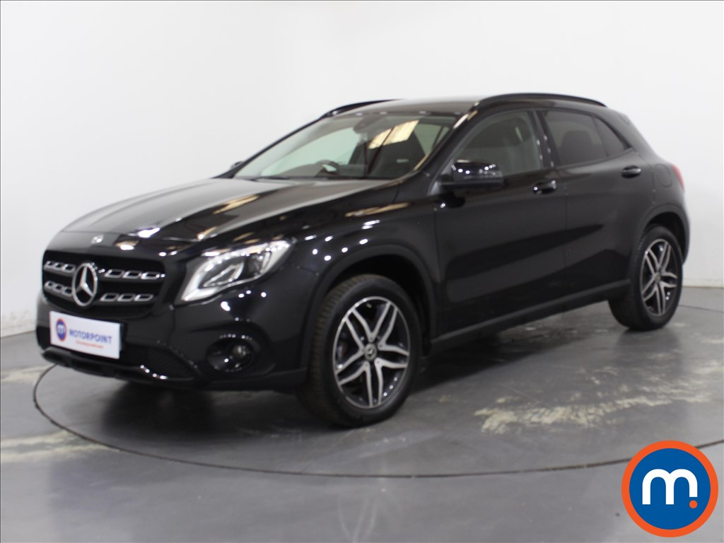 Mercedes-Benz Gla Class Urban Edition - Stock Number 1105648 Passenger side front corner