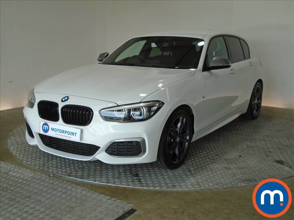 BMW 1 Series M140i Shadow Edition - Stock Number 1106793 Passenger side front corner