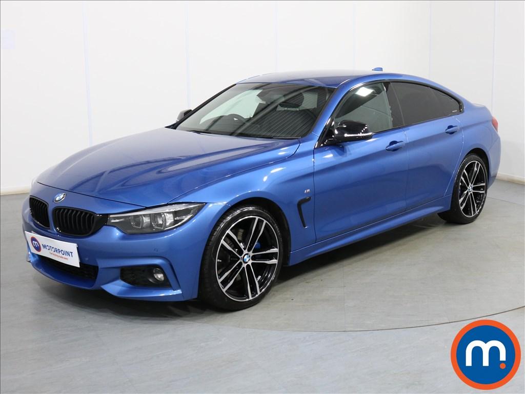 BMW 4 Series M Sport - Stock Number 1106013 Passenger side front corner
