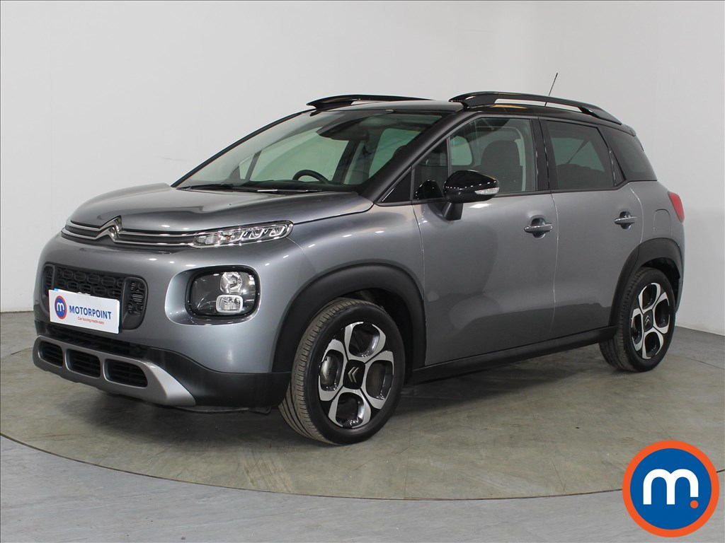 Citroen C3 Aircross Flair - Stock Number 1105700 Passenger side front corner