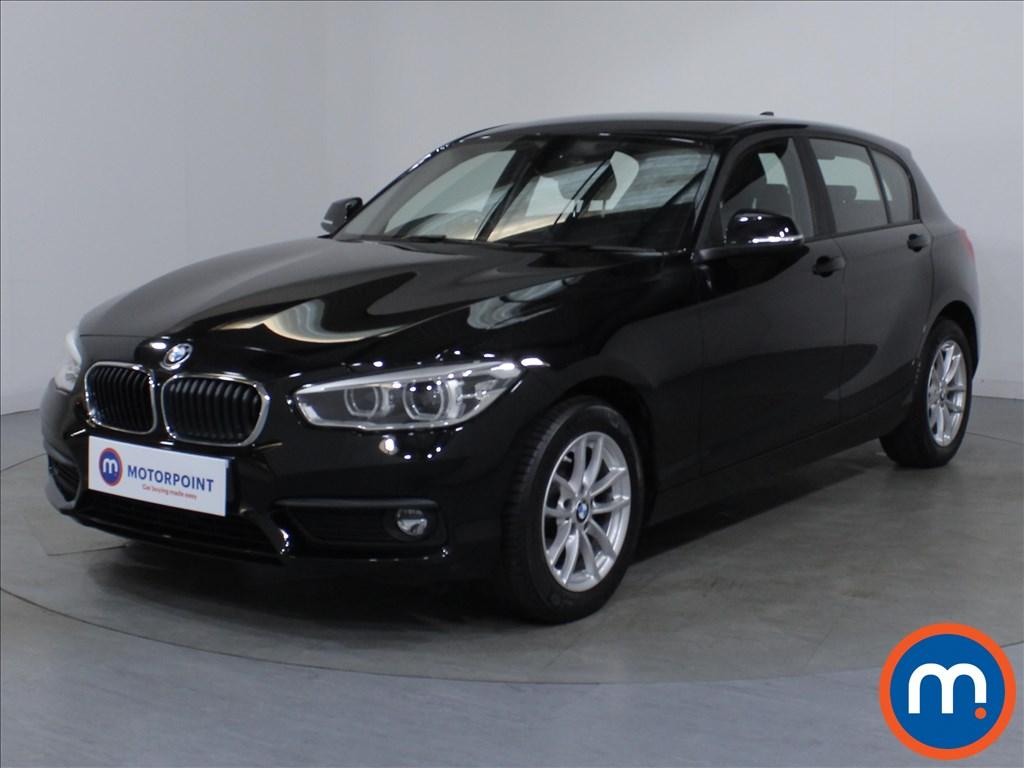 BMW 1 Series SE Business - Stock Number 1102481 Passenger side front corner