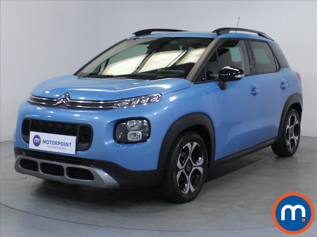 Citroen C3 Aircross Flair - Stock Number 1108538 Passenger side front corner