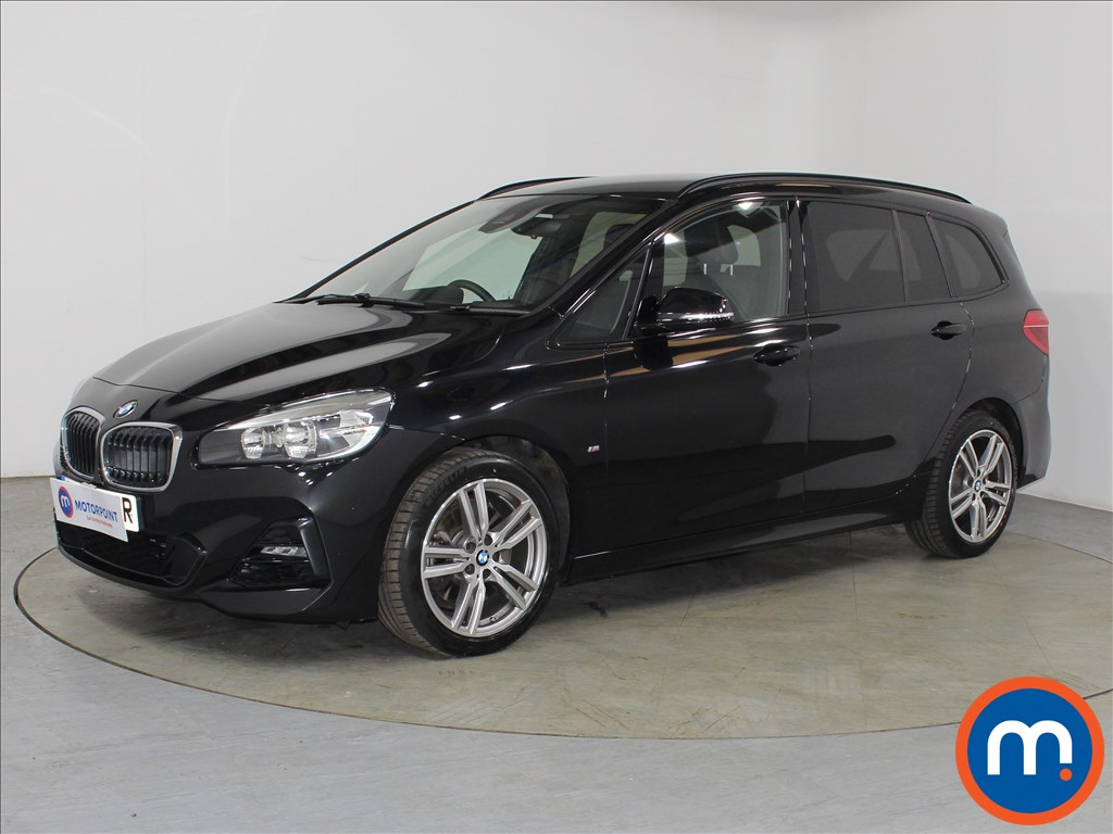 BMW 2 Series M Sport - Stock Number 1105812 Passenger side front corner