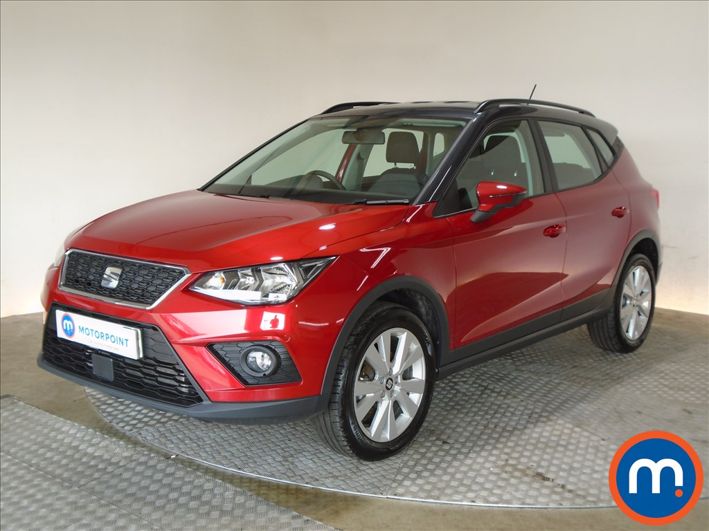 Seat Arona SE Technology Lux - Stock Number 1106765 Passenger side front corner
