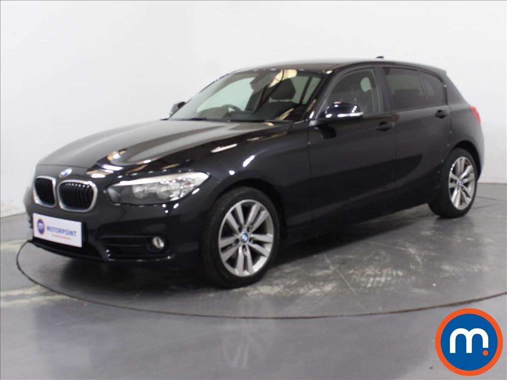 BMW 1 Series Sport - Stock Number 1105018 Passenger side front corner