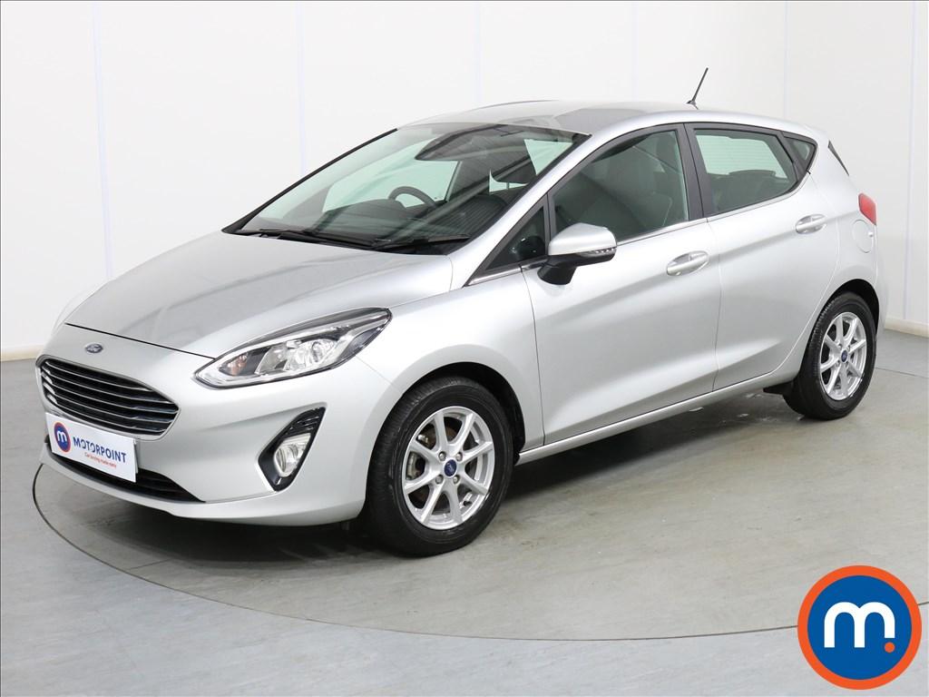 Ford Fiesta Zetec - Stock Number 1099268 Passenger side front corner