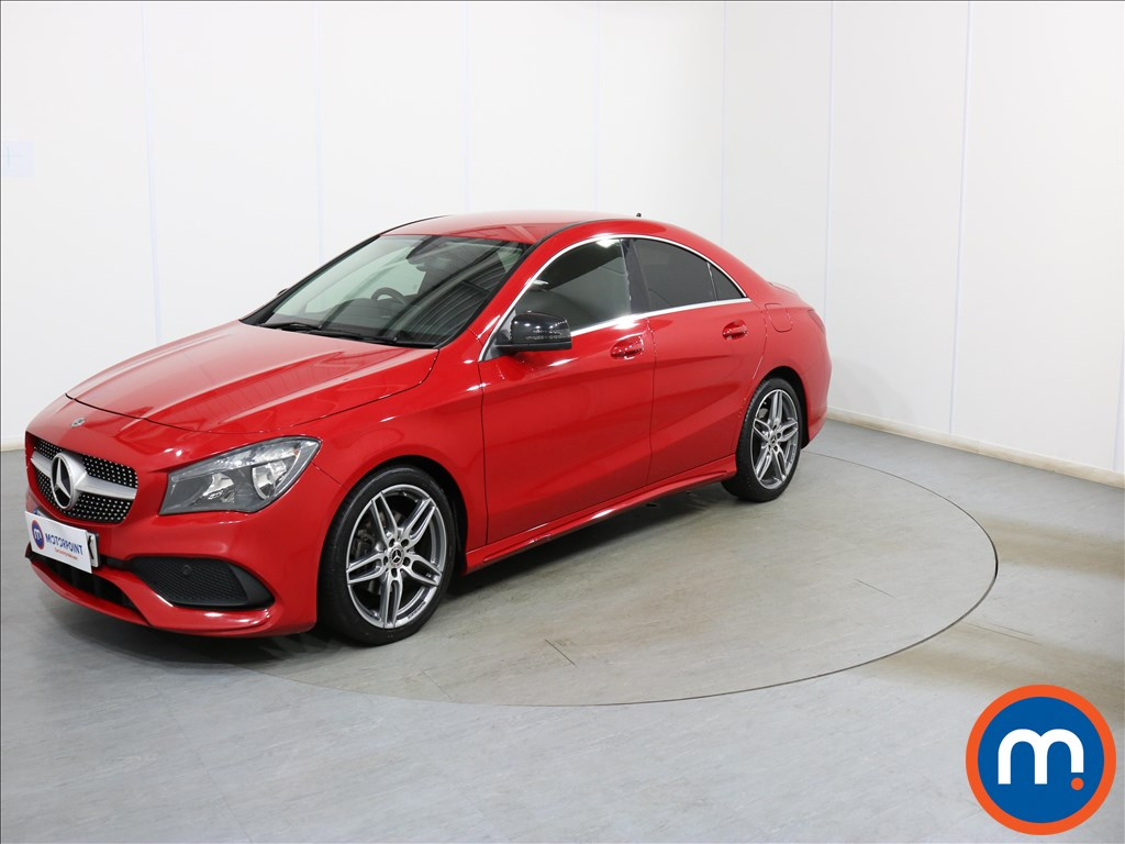 Mercedes-Benz Cla Class AMG Line Edition - Stock Number 1109190 Passenger side front corner