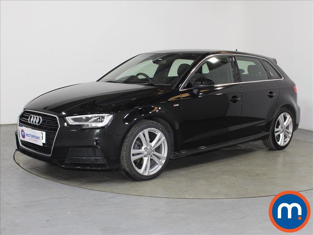 Audi A3 S Line - Stock Number 1106783 Passenger side front corner