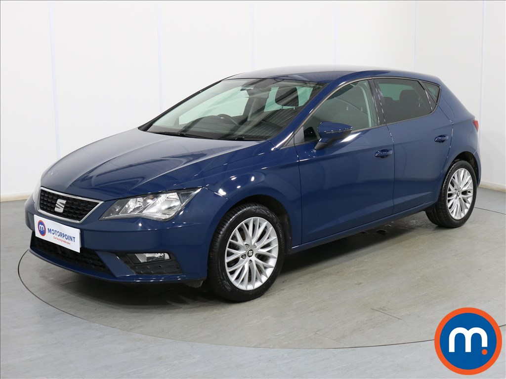Seat Leon SE Dynamic Technology - Stock Number 1105178 Passenger side front corner