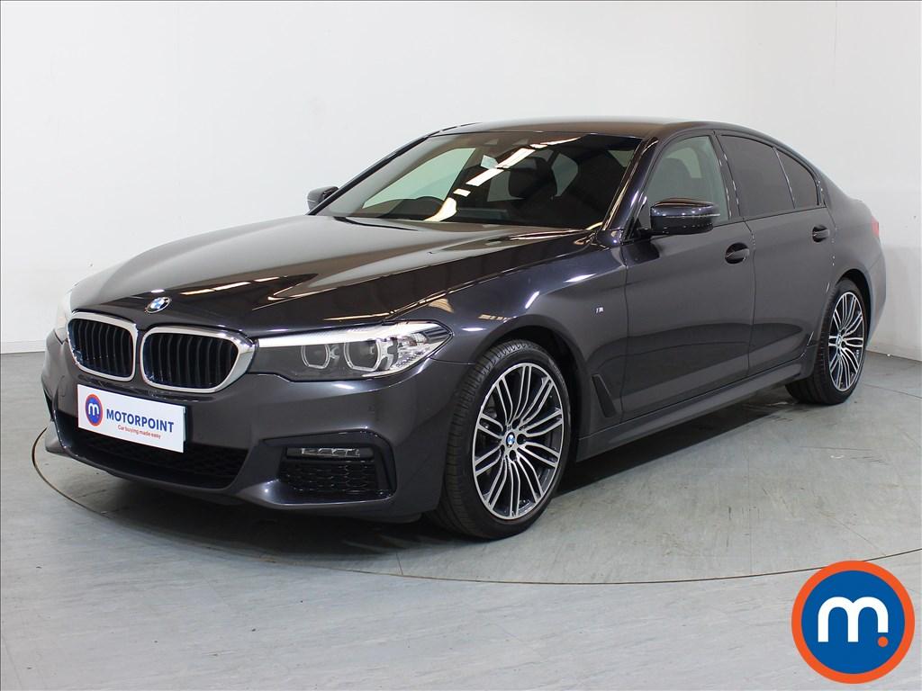 BMW 5 Series M Sport - Stock Number 1106724 Passenger side front corner