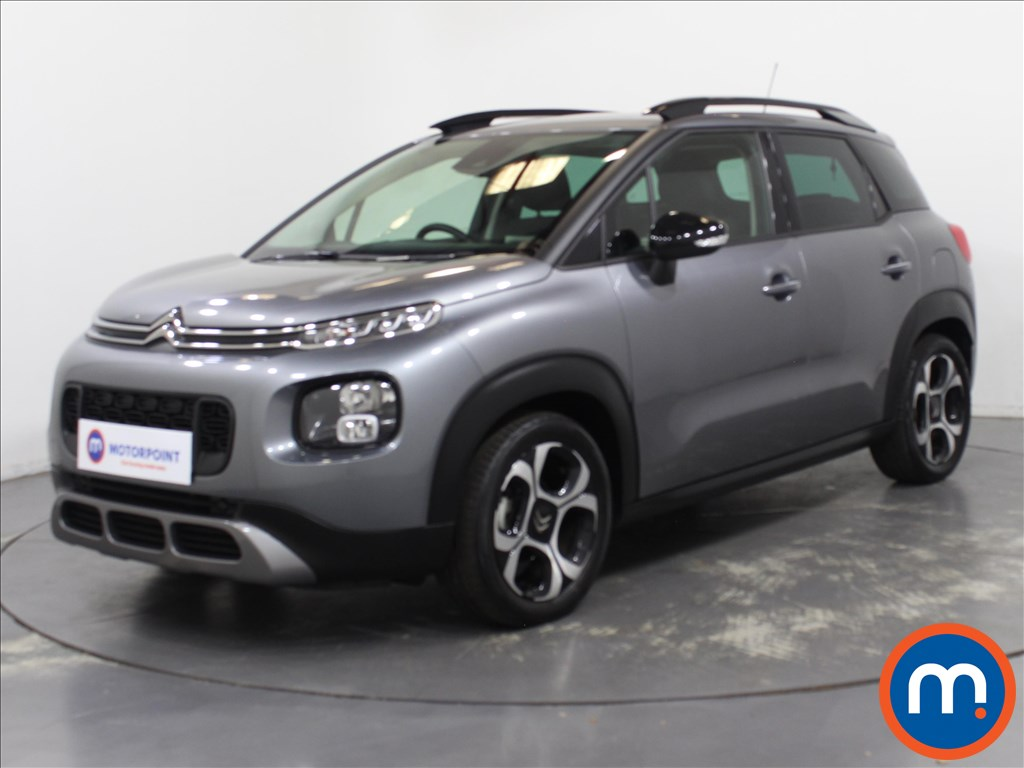 Citroen C3 Aircross Flair - Stock Number 1105716 Passenger side front corner