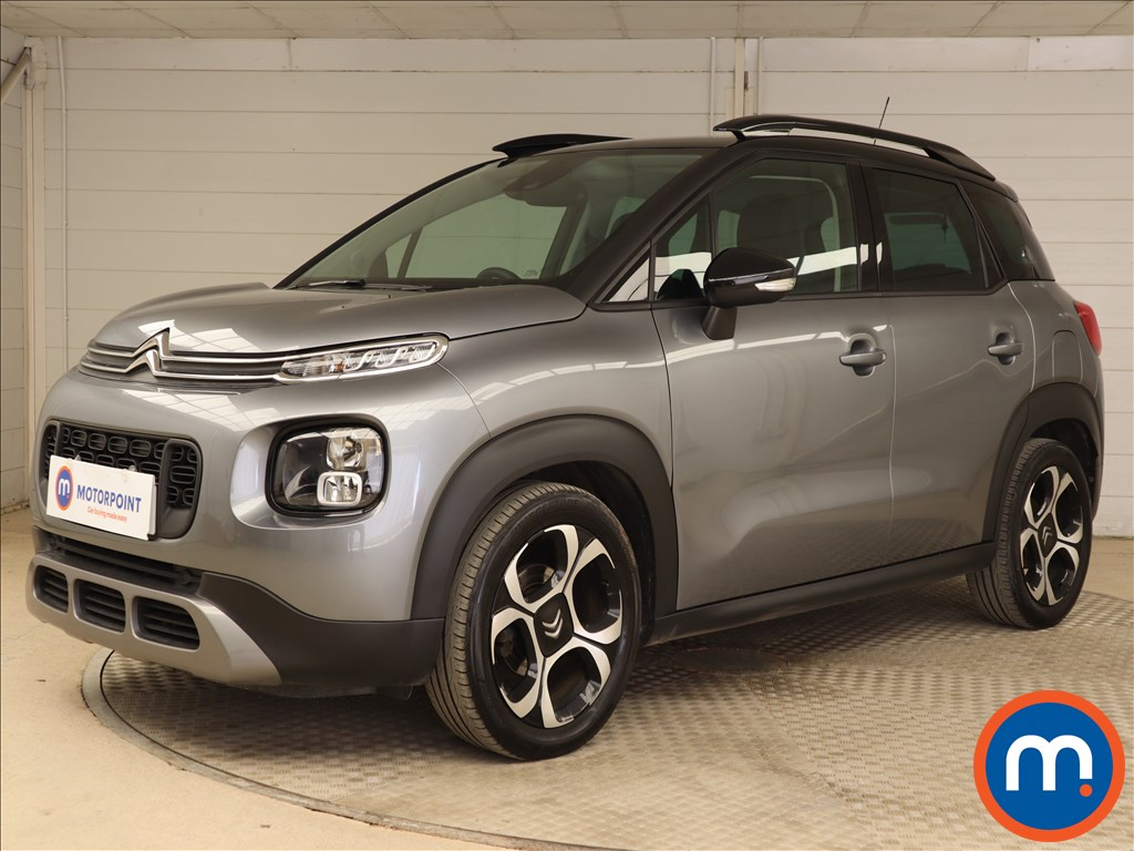 Citroen C3 Aircross Flair - Stock Number 1105672 Passenger side front corner