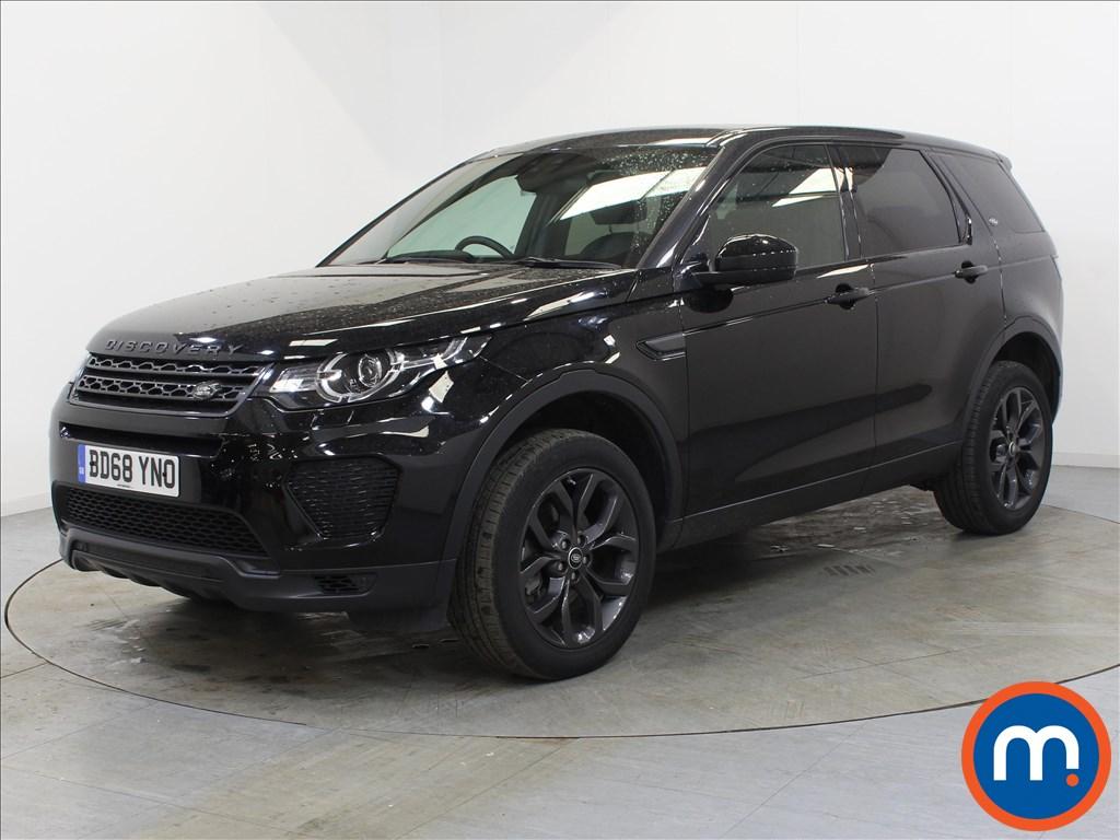 Land Rover Discovery Sport Landmark - Stock Number 1102399 Passenger side front corner