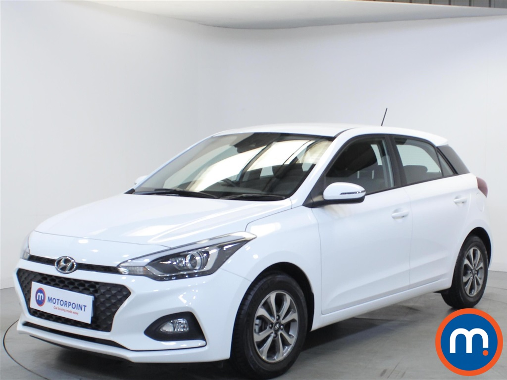 Hyundai I20 SE - Stock Number 1102982 Passenger side front corner