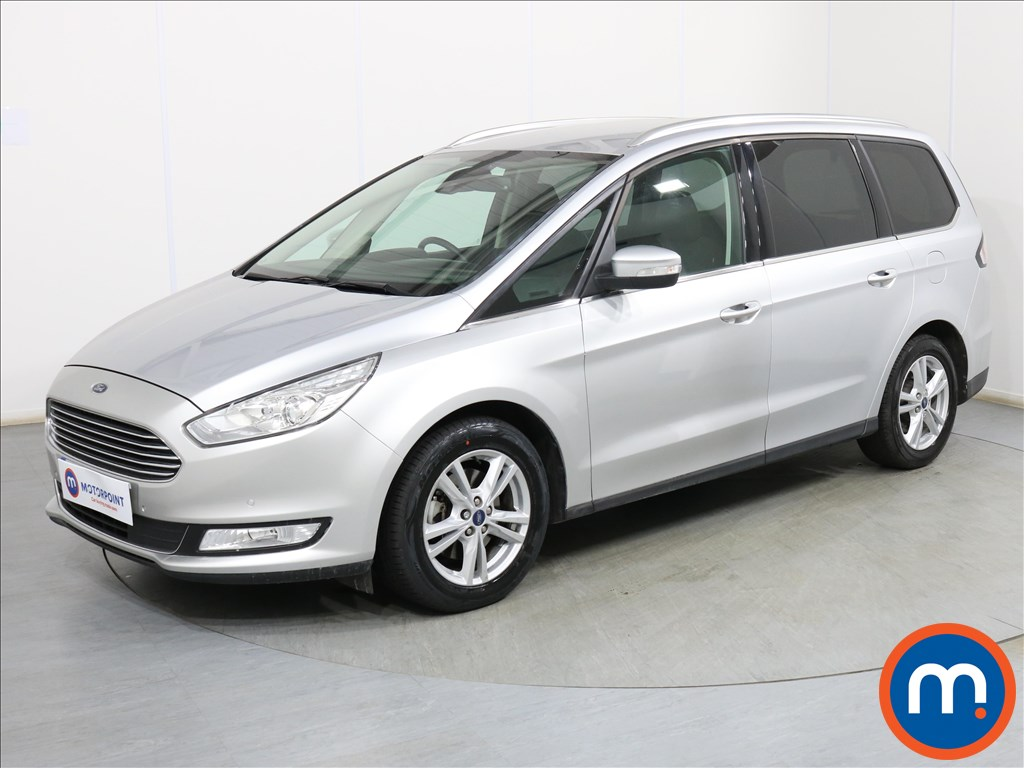 Ford Galaxy Titanium - Stock Number 1104527 Passenger side front corner