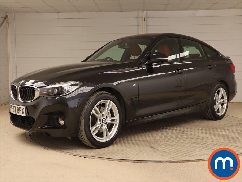 BMW 3 Series M Sport - Stock Number 1103265 Passenger side front corner