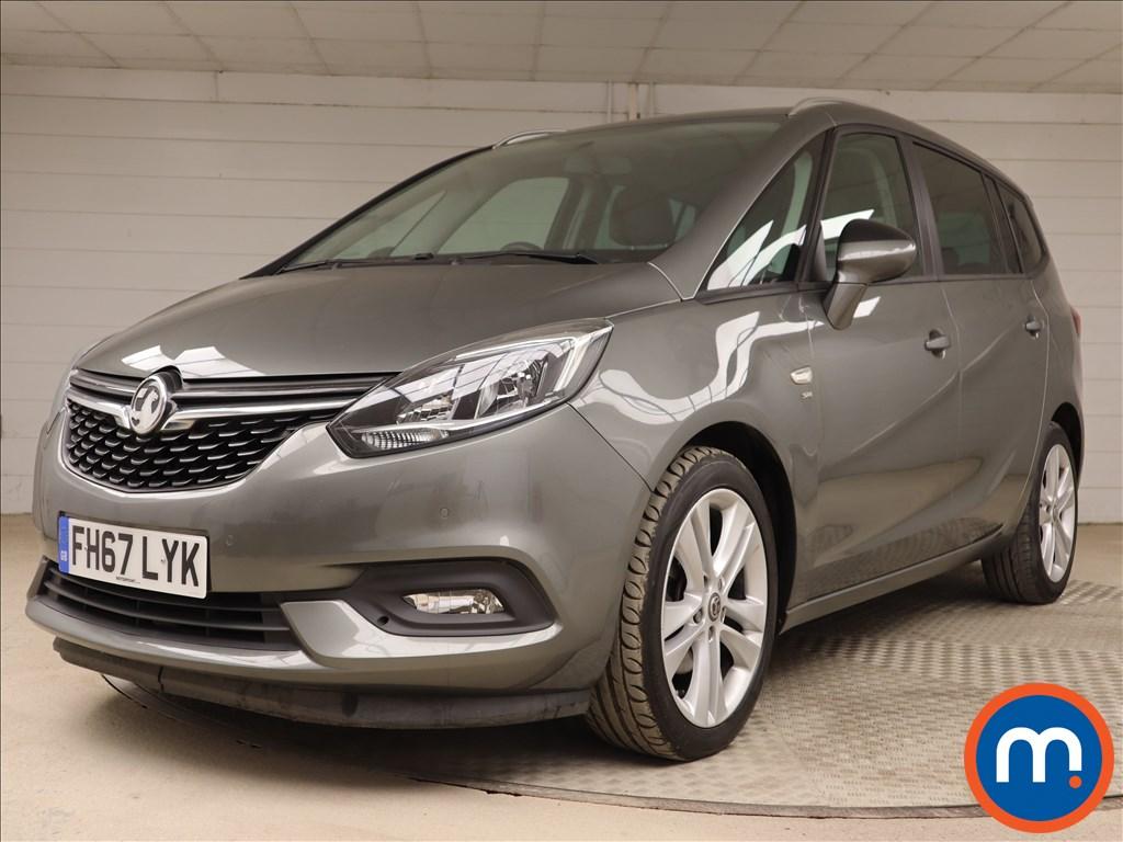 Vauxhall Zafira SRi Nav - Stock Number 1104471 Passenger side front corner