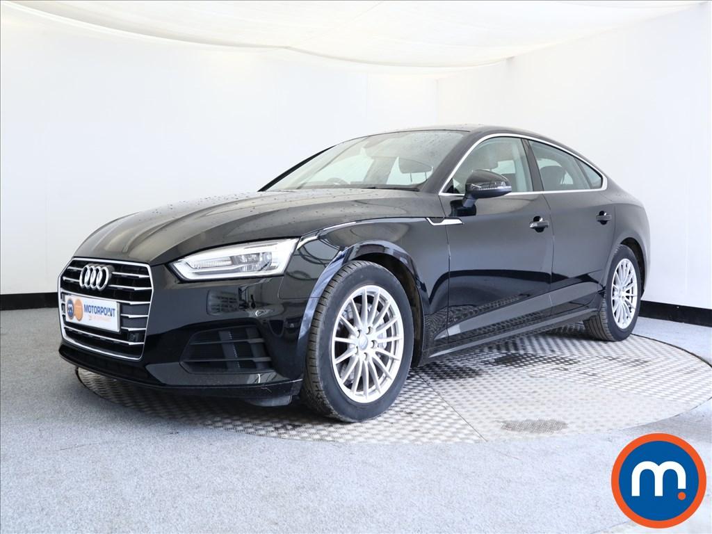Audi A5 SE - Stock Number 1107653 Passenger side front corner