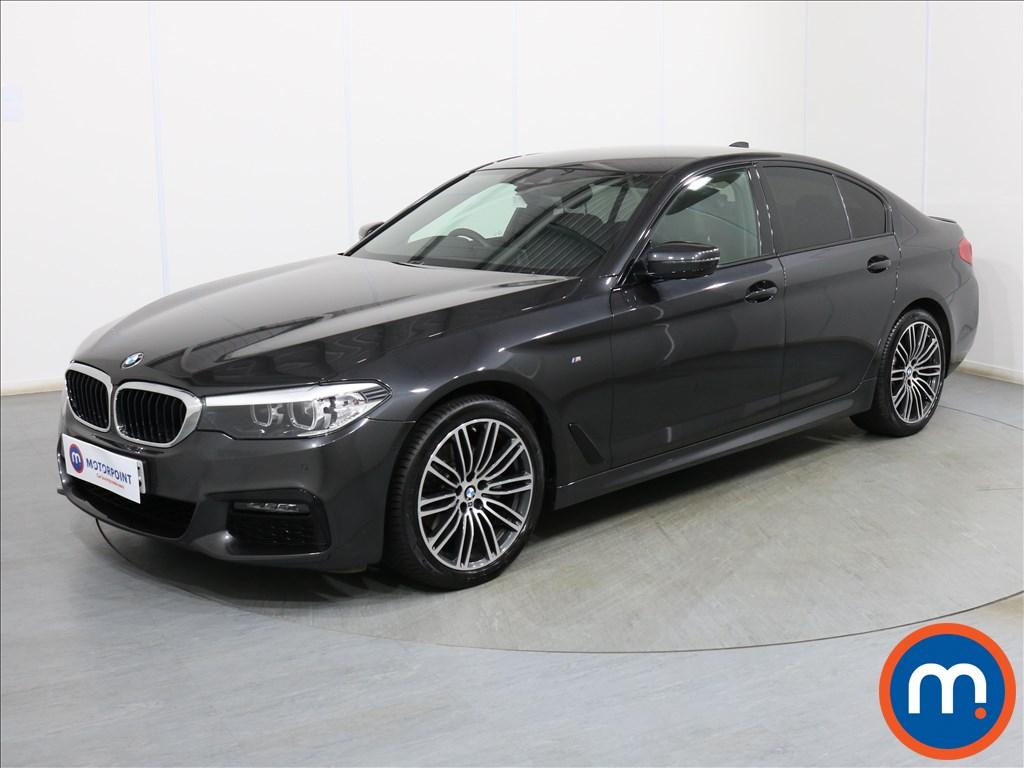 BMW 5 Series M Sport - Stock Number 1107974 Passenger side front corner
