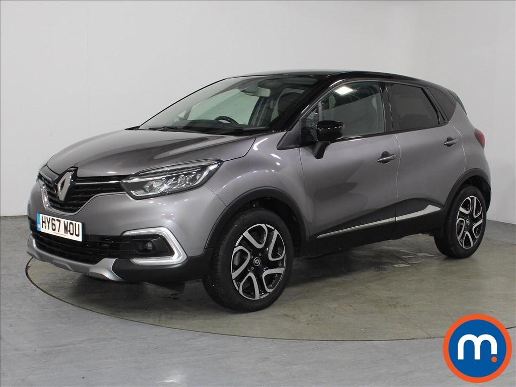 Renault Captur Dynamique S Nav - Stock Number 1106208 Passenger side front corner