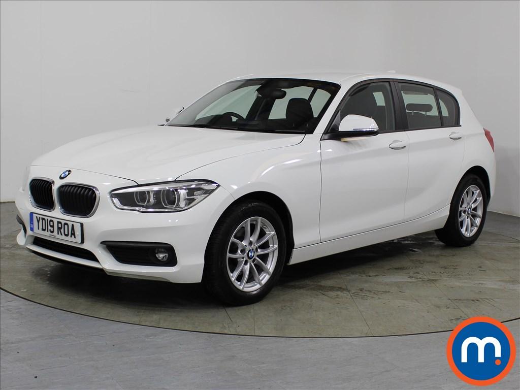 BMW 1 Series SE Business - Stock Number 1104827 Passenger side front corner