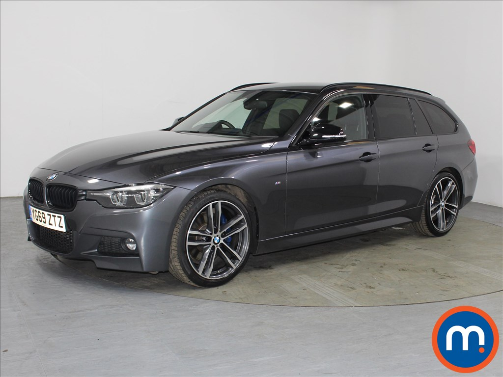 BMW 3 Series M Sport Shadow Edition - Stock Number 1106048 Passenger side front corner