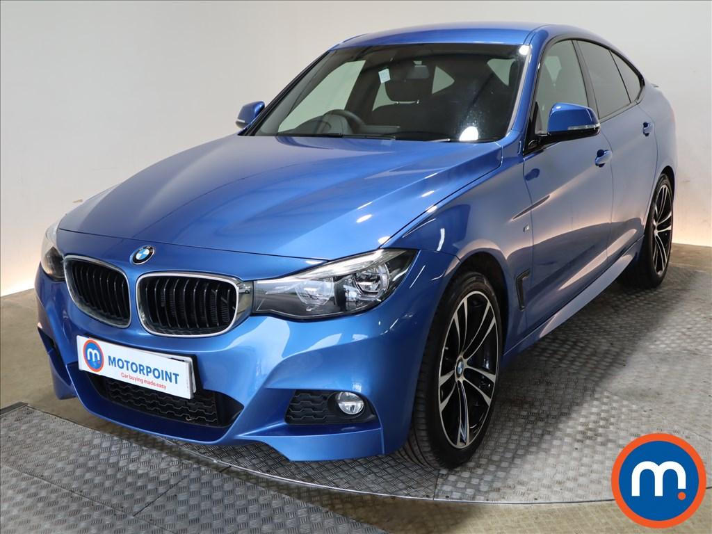 BMW 3 Series M Sport - Stock Number 1102969 Passenger side front corner