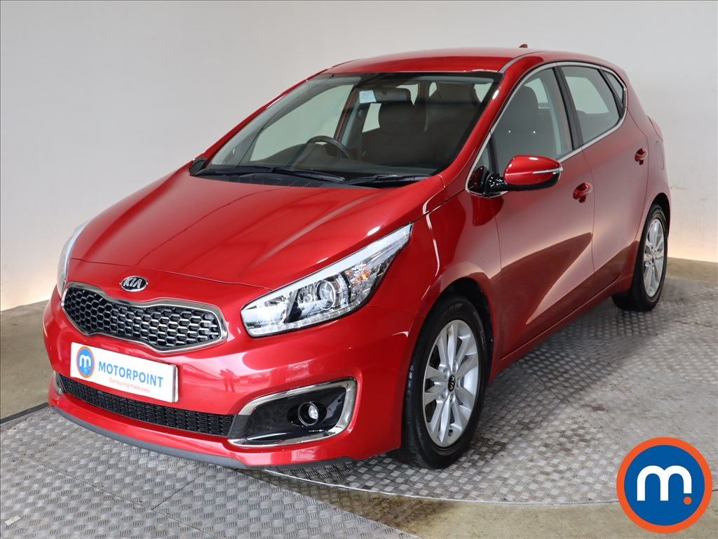 KIA Ceed 2 - Stock Number 1106333 Passenger side front corner