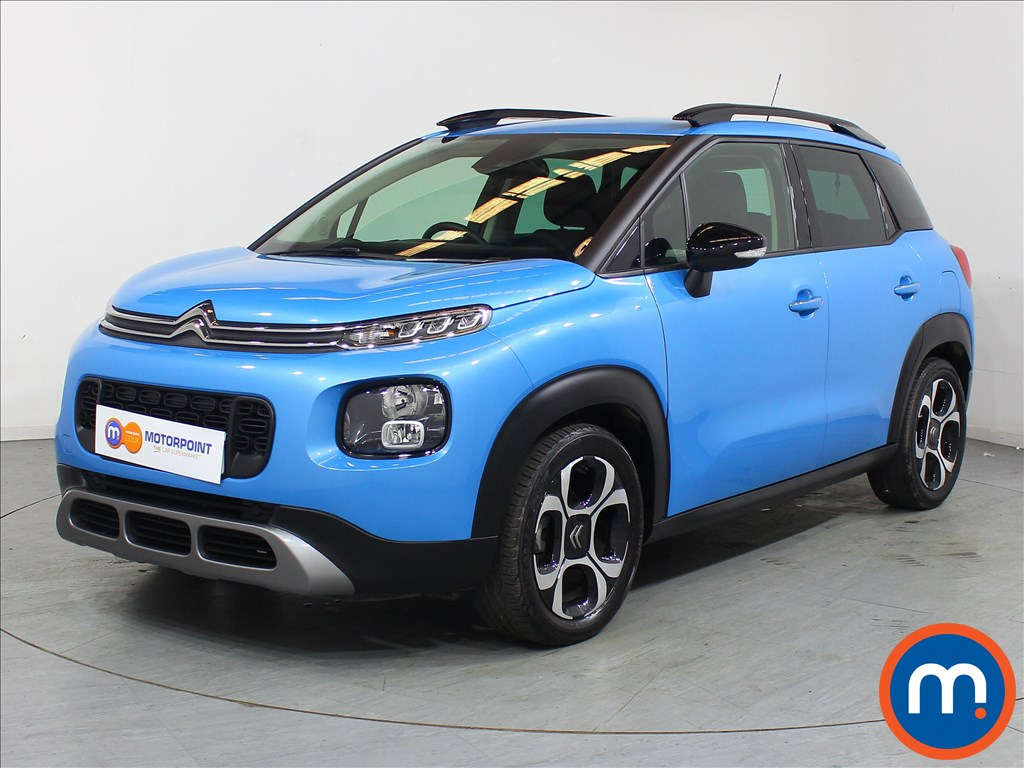 Citroen C3 Aircross Flair - Stock Number 1109102 Passenger side front corner