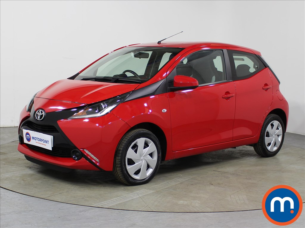 Toyota Aygo X-Play - Stock Number 1107769 Passenger side front corner