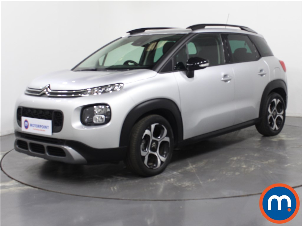 Citroen C3 Aircross Flair - Stock Number 1105709 Passenger side front corner
