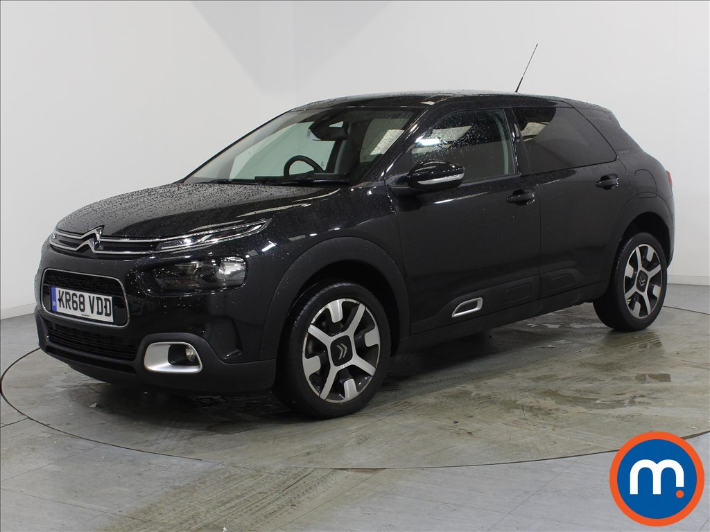 Citroen C4 Cactus Flair - Stock Number 1108785 Passenger side front corner