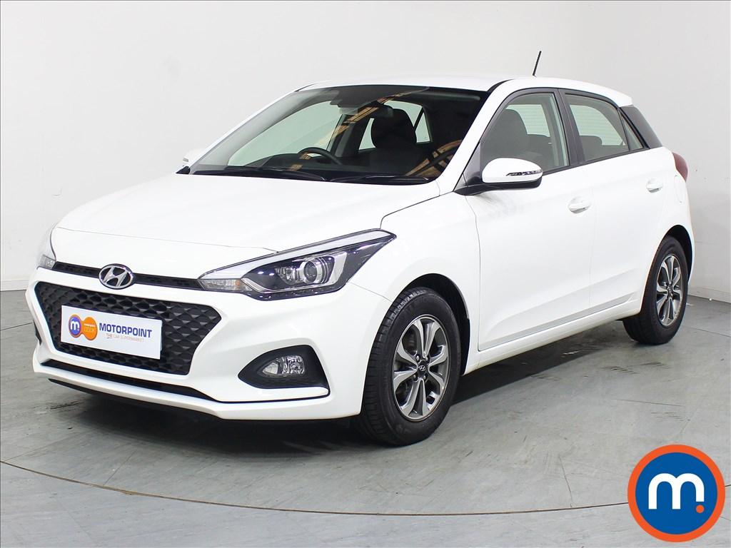 Hyundai I20 SE - Stock Number 1102986 Passenger side front corner