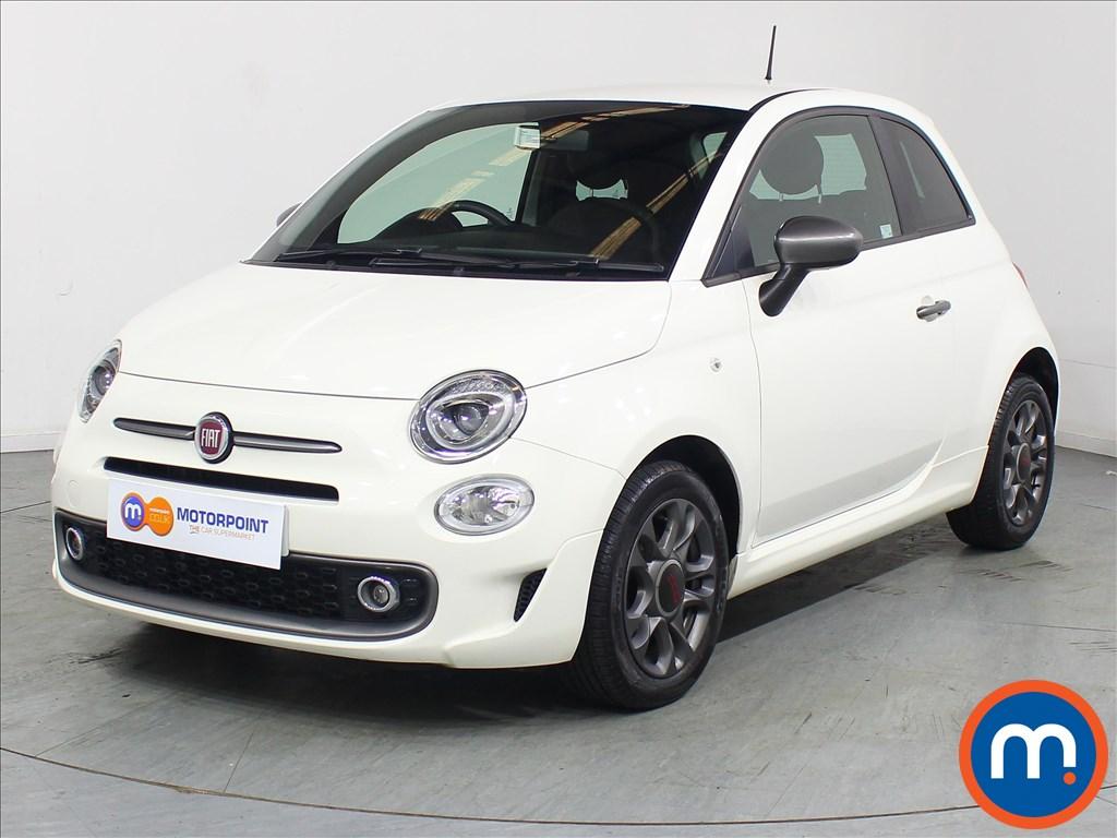 Fiat 500 S - Stock Number 1105949 Passenger side front corner