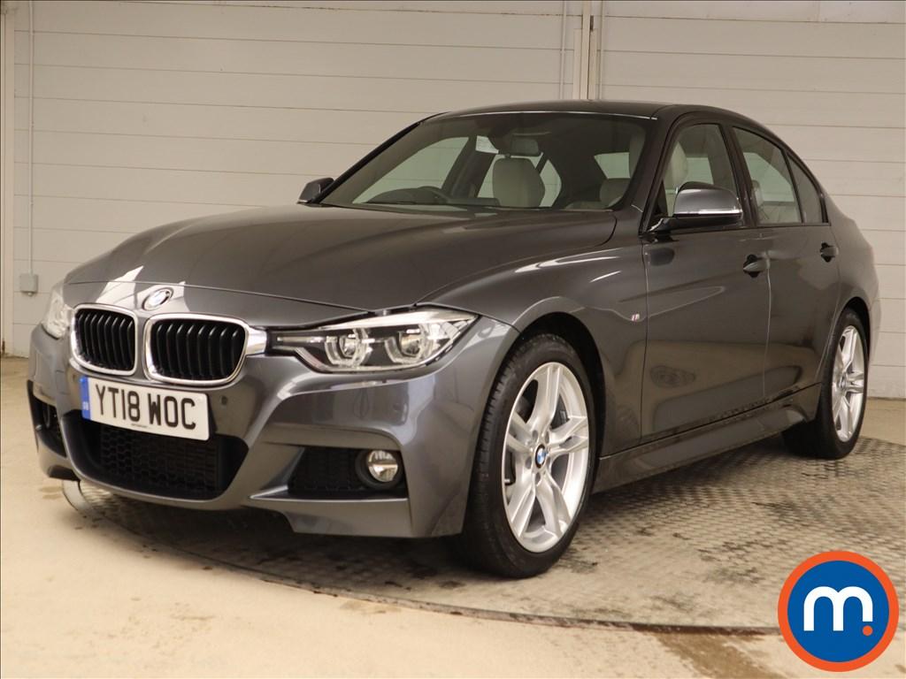BMW 3 Series M Sport - Stock Number 1109104 Passenger side front corner