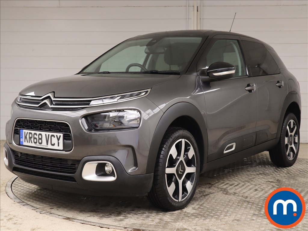 Citroen C4 Cactus Flair - Stock Number 1091573 Passenger side front corner