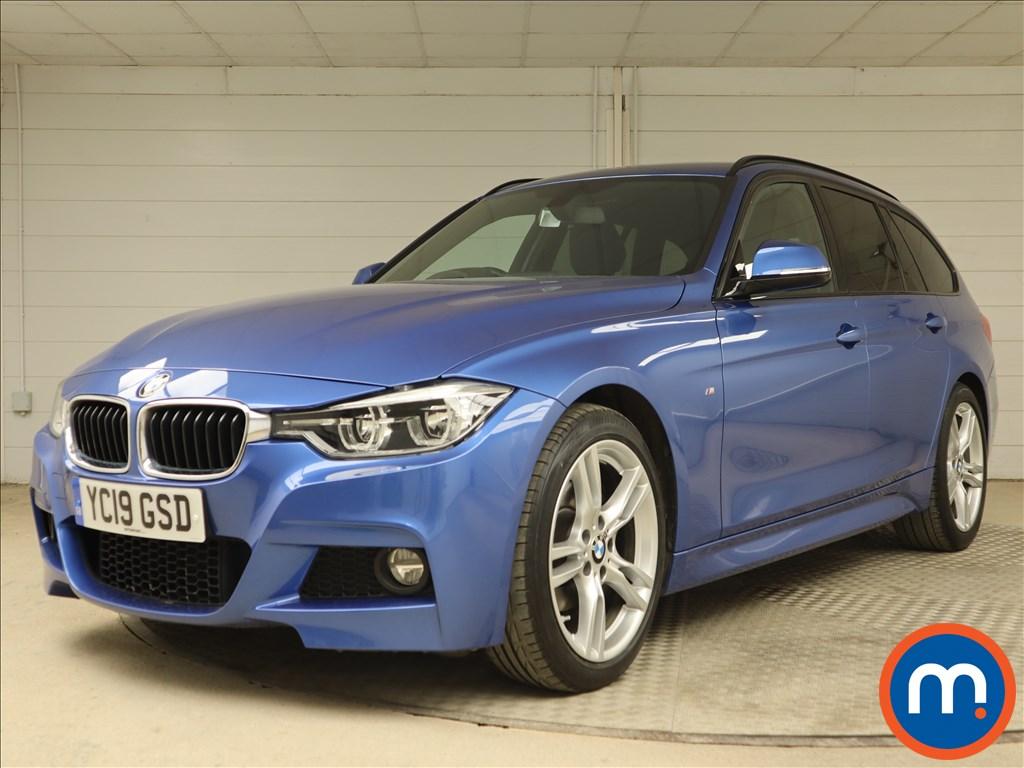 BMW 3 Series M Sport - Stock Number 1105021 Passenger side front corner