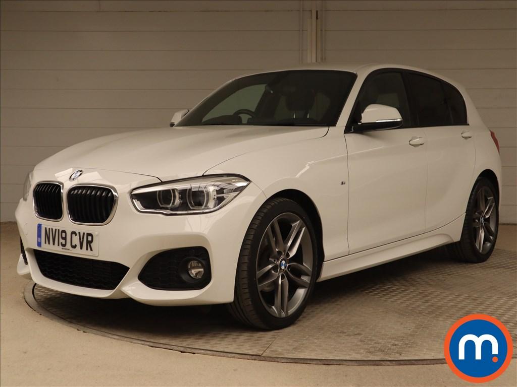 BMW 1 Series M Sport - Stock Number 1106392 Passenger side front corner