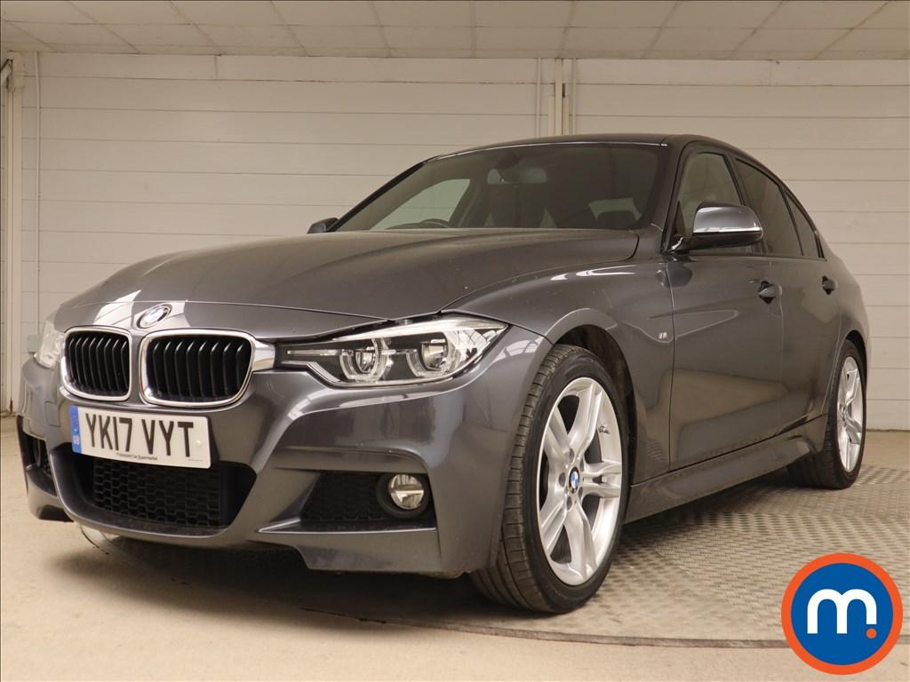 BMW 3 Series M Sport - Stock Number 1108980 Passenger side front corner