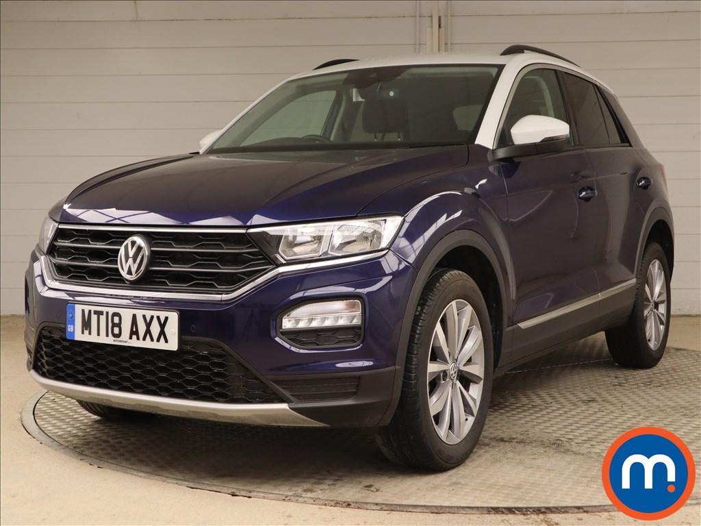Volkswagen T-Roc Design - Stock Number 1104296 Passenger side front corner