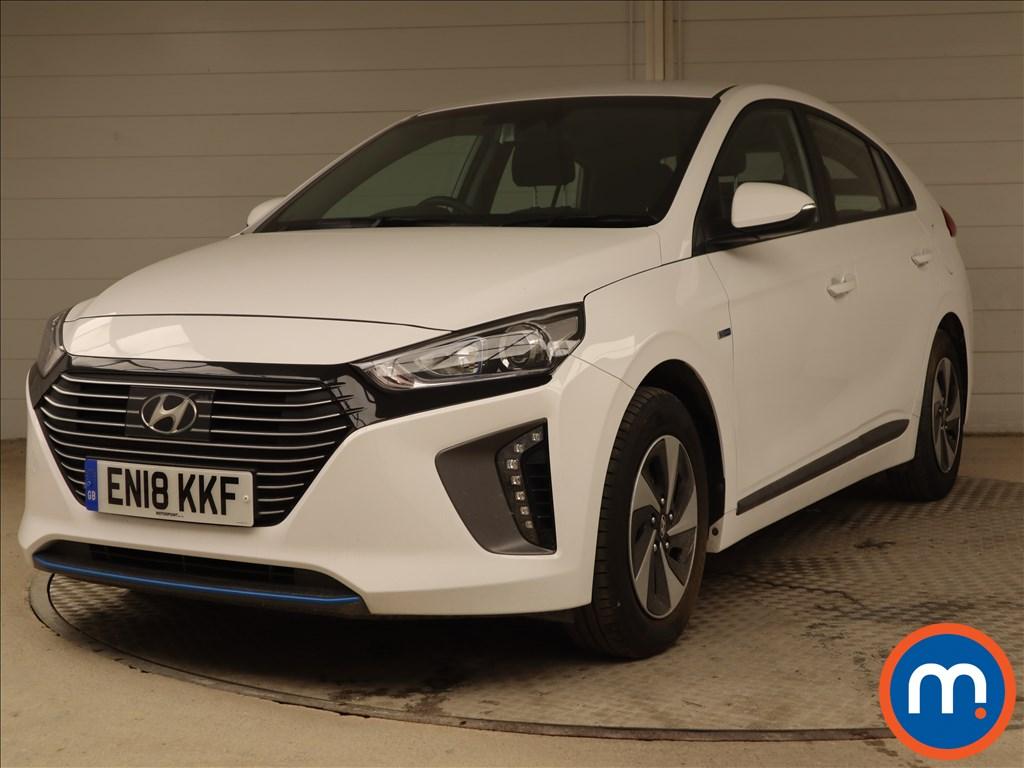 Hyundai Ioniq SE - Stock Number 1080104 Passenger side front corner
